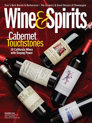 December 2018 Wine Spirits Magazine