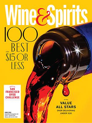 June 2019 Wine Spirits Magazine