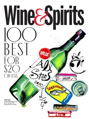 June 2020 Wine Spirits Magazine